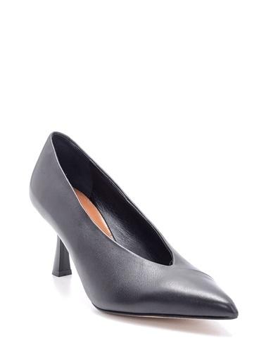 Derimod Kadın Stiletto (0.1126)) Klasik Siyah